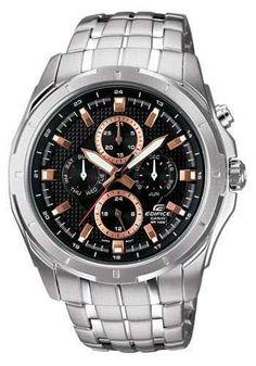 5e846efcfef9 reloj casio multiagujas edifice ef 328sg y d garantia 2 años