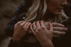 Foggy Engagement Session in Malibu // Soon after we set out on our hike, fog began spilling through the canyon, thickening the air between us. Engagement Session, Engagement Couple, Engagement Pictures, Engagement Photography, Wedding Photography, Couple Photography Poses, Family Photography, Photography Ideas, Celine