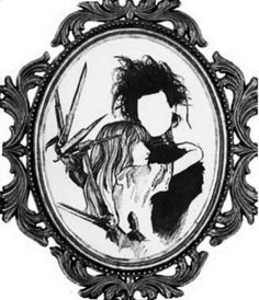 edward scissorhands and kim tattoo from today tim burton movie tattoos pinterest tags. Black Bedroom Furniture Sets. Home Design Ideas