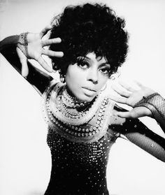 Diana Ross.... a childhood icon of mine.