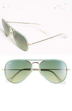 Ray-Ban Aviator 58mm Sunglasses   Nordstrom