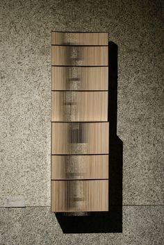 Galerie von in Kyoto / Florian Busch Architects - 19 - Architecture Kinetic Architecture, Facade Architecture, Amazing Architecture, Yoga Room Design, Building Skin, Wooden Facade, Arch Model, Facade Design, Wood Construction