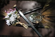 swords and wheat IMG_9953 by sarahsenoj, via Flickr