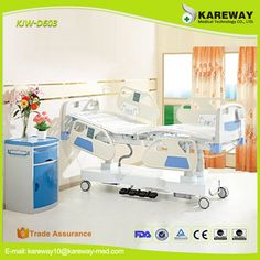 Made in china icu electric hospital icu bed with weight memory Hospital Bed, Memorial Hospital, Medical Spa, Medical Care, Hospital Quotes, Medical Pictures, Shower Chair, Medical Technology, Medical Equipment