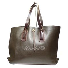 Bill Amberg - Brown Leather Tote