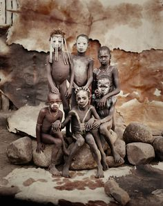 Photojournalist Jimmy Nelson (British: 1967) -  Jimmy Nelson Portrays The Disappearing Tribes Of The World – iGNANT.de