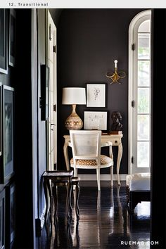 Identifying 12 of the Most Popular Interior Design Styles: Transitional | Rue