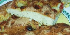 La focaccia par la plus niçoise des italiennes [recette]