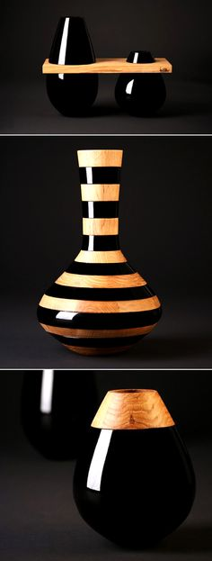 glass and wood combined by karl-oskar karlsson