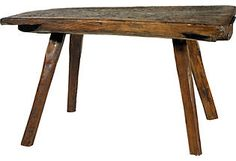 English Primitive Table