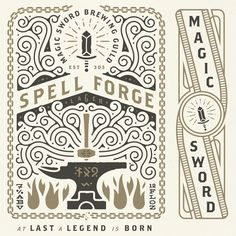 Spell forge flat