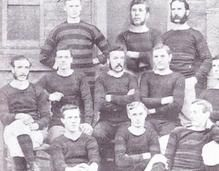 What a gem! The first team picture of Wrexham FC (1878)
