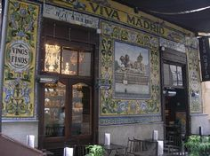 Viva Madrid... Maybe the best tapas bar in town