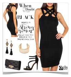 """""""7#SheIn"""" by kiveric-damira ❤ liked on Polyvore"""