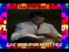 Las Vegas Crazy Times - Blind Harmonica Man