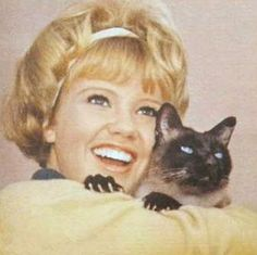 hayley mills in That Darn Cat was one of the first movies we saw at the drive-in.  I was a fan ever after that!
