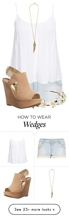 """#971"" by littleprincess555 on Polyvore featuring Parisian, New Look, Cult Gaia, Carlos by Carlos Santana and Roberto Cavalli"