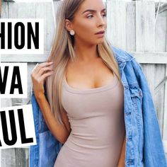 Our #NovaBabe Emily  looks AMAZING in her new #FashionNova Try On Haul!! Check out our new arrivals <3 <3 https://www.youtube.com/watch?v=fU71k38qATQ Shop ✨www.FashionNova.com✨ #fashion #style #clothing