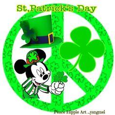 St.Patrick'sDAY  Peace