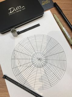 How long do you draw a grid for drawing mandalas?  15miniutes? 30miniutes?  Try it for a much easier way to drawing a geometry grid.  . . .  #minimalism #geometry #Geometricshape #entirelyofcircles #Geometricshape  #mandalastyle #geometricart #beautiful_mandalas #love_mandalas #geometricpattern #design #graphics#graphicdesign #illustration #polychromos #fabercastell #instagood  #mandalastyle #geometry #zendala