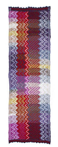 Yak #shawl pattern by Kieran Foley.  kieranfoley.com