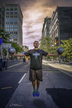 Calm Before the Storm #Hoopfest25 - Daniel Baumer Photographer