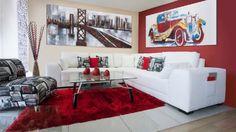 Ideas y Trucos Para Tu Hogar - Living Room Muebles