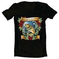 Hunter of Records T-shirt design