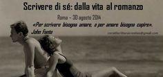 Le Officine del Racconto - 30 agosto - Roma Love And Co, Ads