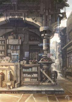 対消滅焼きいも機関&お正月ver   2008年11月製作 ... - futuristic impression