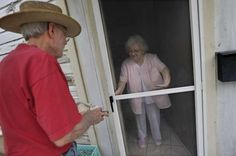 What a great story! Seniors volunteering to deliver Meals on Wheels to less fortunate seniors.