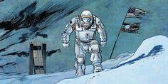 Christopher Nolan lanza el cómic de Interstellar