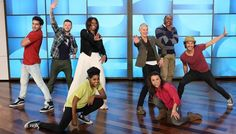 The First Lady of the United States, Michelle Obama, danced to Bruno Mars' song Uptown Funk on The Ellen DeGeneres Show recently. It was in preparation for the Gimme Five Dance to be done for the Easter Egg Roll on the White House Lawn.