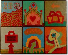 Ακριθακης Video Artist, Teacher Education, Greek Art, Turin, Art Lessons, Art For Kids, Kids Rugs, Painters, Illustration