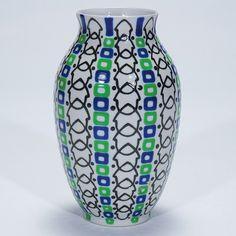 Herrsching (Munich) vase, circa 1912,  by Clara Von Ruckteschell-Trueb