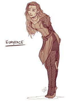 Armor, hair, clothing, pose