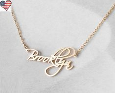 fd4188b06861 Custom Name Personalized Jewelry Personalized Name