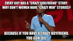 Why there aren't as many crazy ex-boyfriend memes.