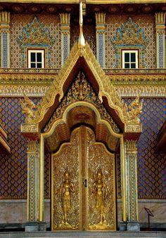 Majestic door,