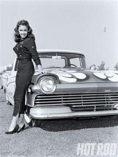 Custom 1957 Ford Ranchero