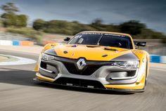 2017 Renault Sport RS 01 Engine Performance