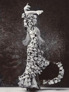 Flamenco / Sara Erdes Gilles Larrain Studio 1996