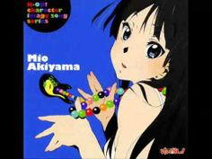 ▶ K-on!! - Heart Goes Boom!! [Mio] - YouTube