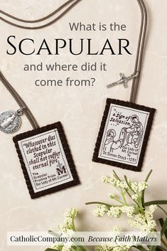 The brown scapular is one of the most beloved Marian devotionals in the history of the Church.