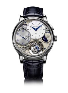 JAEGER LE COULTRE  Master Grande Tradition Gyrotourbillon 3 Jubilee