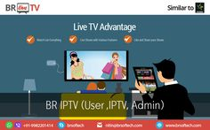#Hotstar #app #source #code Get BR IPTV a ready made solution for android, iphone and webapp.....