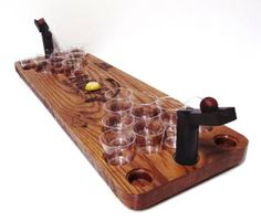 Deluxe Handcrafted Mini Beer Pong Kit Mini Beer Pong http://www.amazon.com/dp/B00GXVF0XC/ref=cm_sw_r_pi_dp_lbSUtb07SSF69JZR