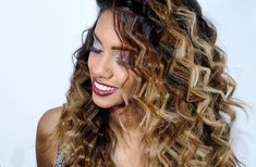 Goodbye Wavy Hair, The New Zig Zag Curls Technique Is The Big Trend Of The Season - Best Newest Hairstyle Trends Wavy Hair, New Hair, Straight Hairstyles, Braided Hairstyles, Henna Hair, Golden Hair, Hair Styler, Unwanted Hair, Facial Care