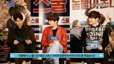 Korean Movie 스물 (Twenty, 2015) 크로스 인터뷰 영상 (Cross Interview Video)