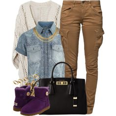 Fall Set, created by oh-aurora on Polyvore